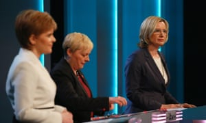 Nicola Sturgeon, Angela Eagle and Amber Rudd put the case for remain.