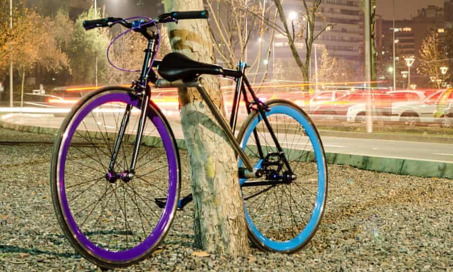 A Yerka bike