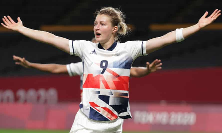 The Team GB forward Ellen White was referred to as Ellie White in commentary during the game at the Olympics against Canada.