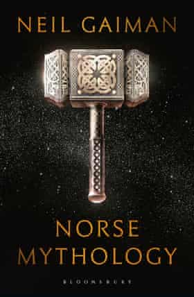 Cover image of Norse Mythology by Neil Gaiman