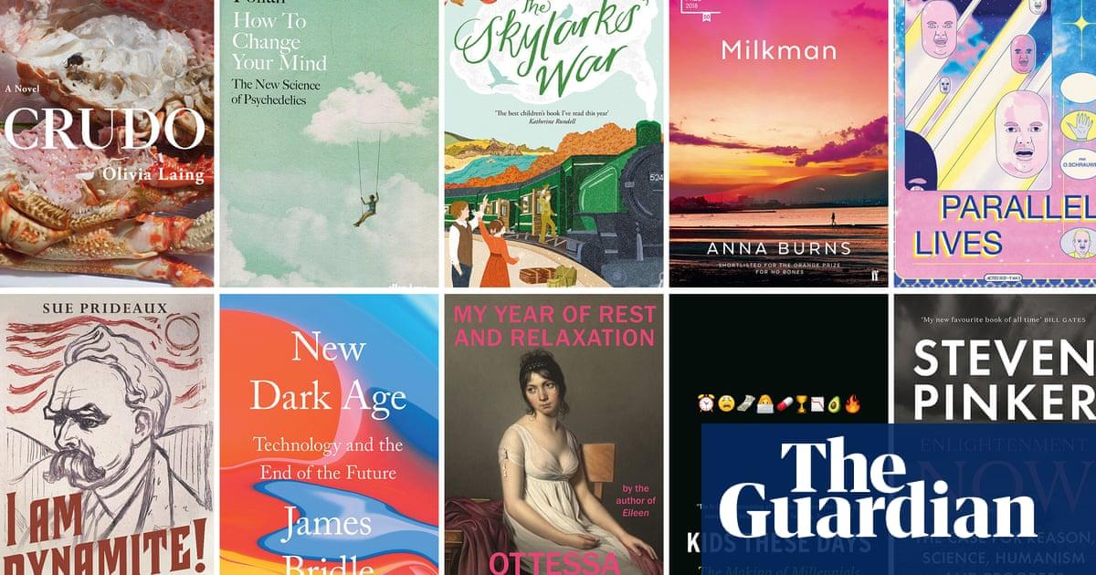 Best books of 2018: Hilary Mantel, Yuval Noah Harari and more pick