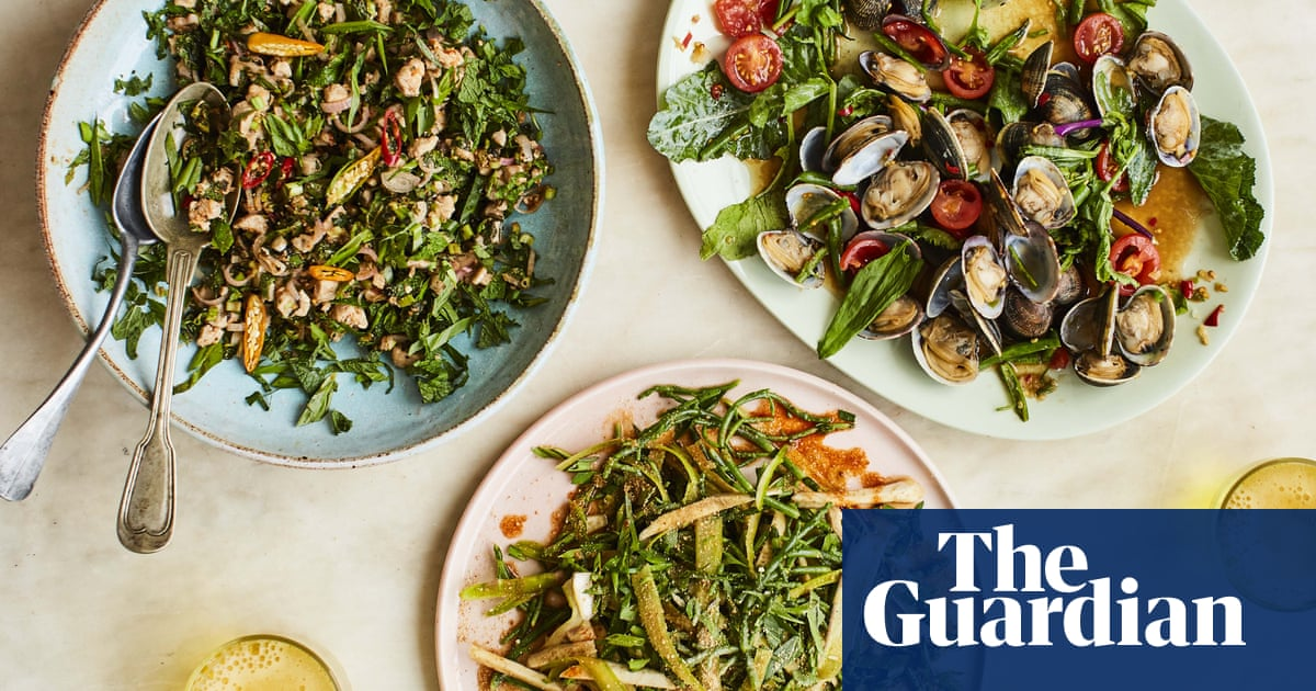 Salty, sweet and sour: Smoking Goat's recipes for Thai salads