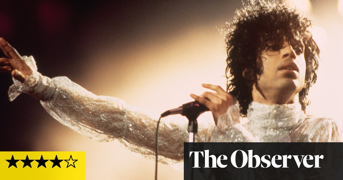 Prince: Piano & a Microphone 1983 review – intensely intimate | Music | The Guardian