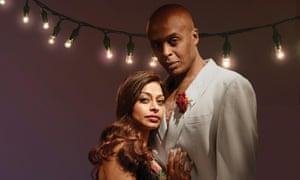 Ayseha Dharker and Chu Omambala star in the RSC's A Midsummer Night's Dream, at the Royal Shakespeare Theatre from February and on tour.