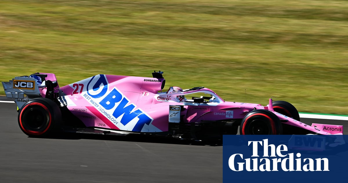 F1 teams unhappy as Racing Point fined but allowed to race with Pink Mercedes