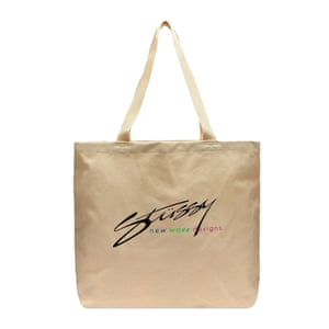 Tote, £45, by Stüssy, from endclothing. com.