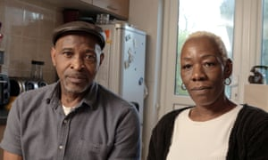 Anthony Bryan and Janet McKay-Williams in The Unwanted: The Secret Windrush Files