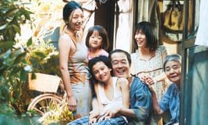 Shoplifters is Hirokazu Kore-eda's biggest UK debut.