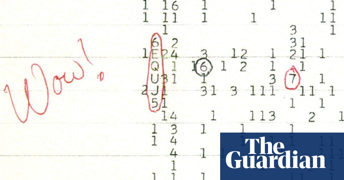 Alien Wow Signal Could Be Explained After Almost 40 Years