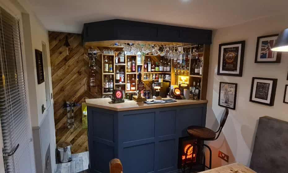 Gavin Thomasson's shed
