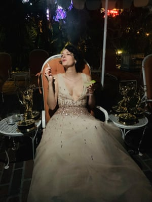 Phoebe Waller-Bridge after the Emmys
