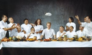 The Chefs' Last Supper, October 2003