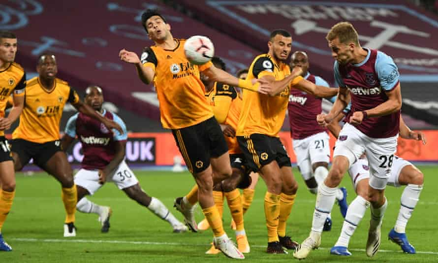 West Ham v Wolves last Sunday night completed a weekend of televised Premier League action that began at lunchtime on Saturday.