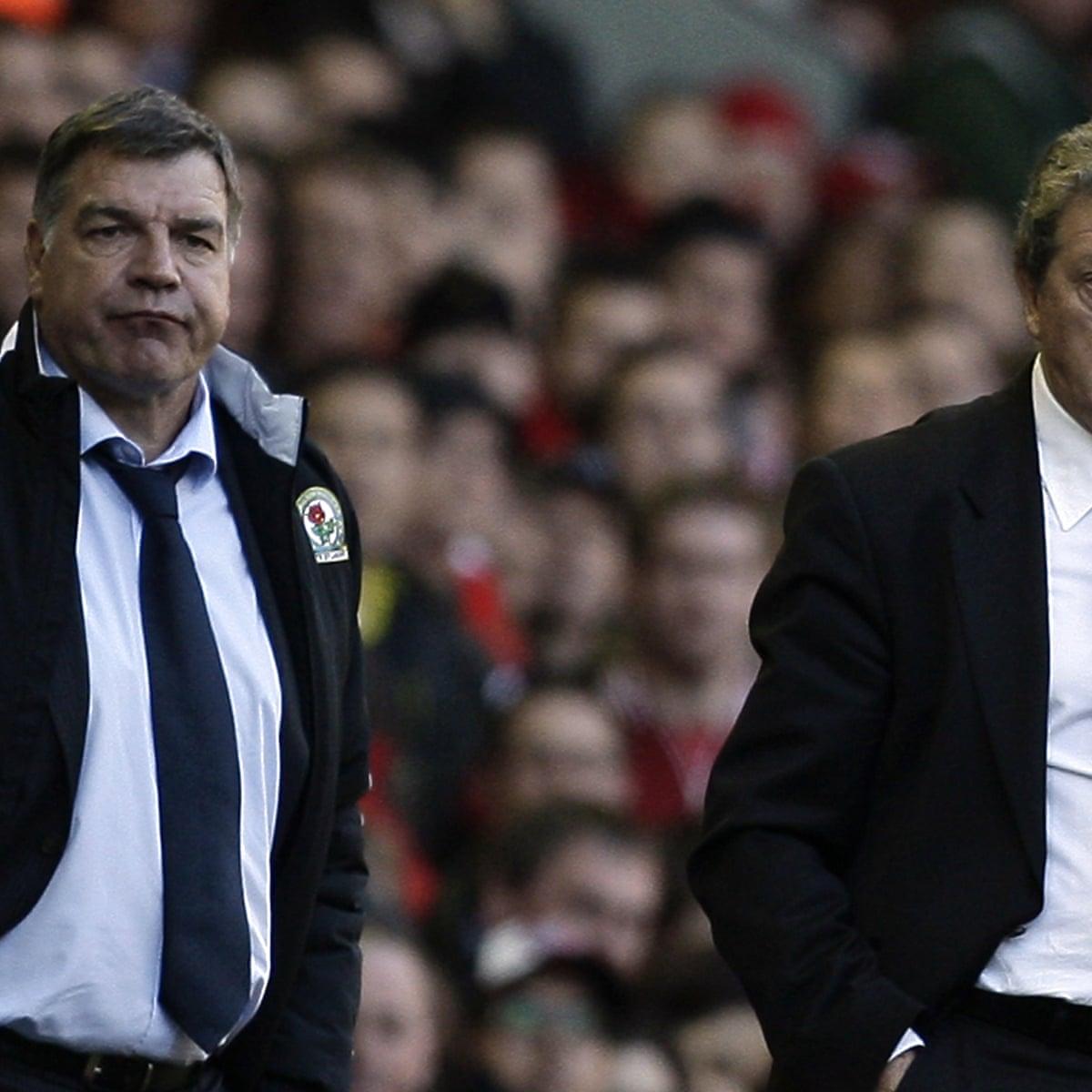 Palace S Roy Hodgson Still Awaiting Personal Apology From Sam Allardyce Football The Guardian