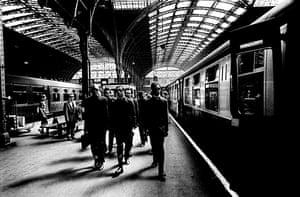 Paddington Station, 1967, Horace Ové.