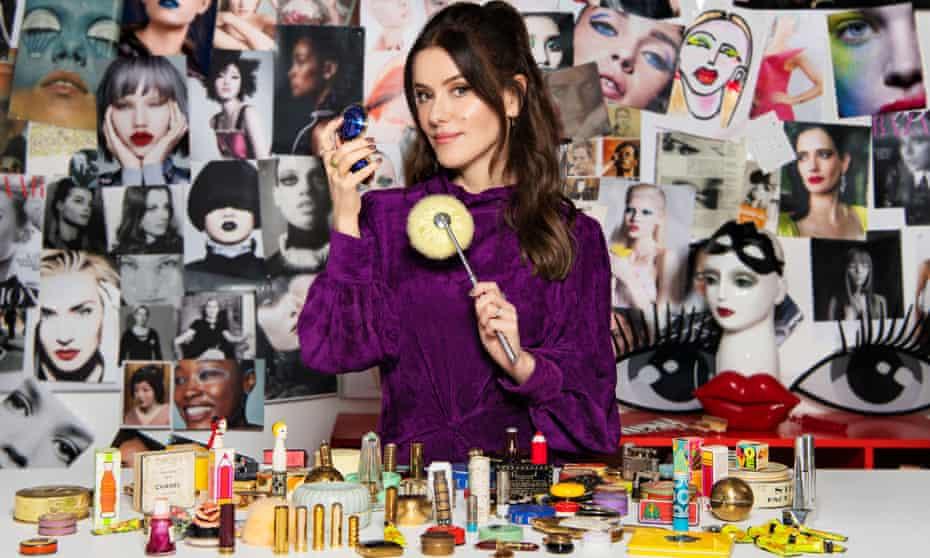 Lisa Eldridge, one of the world's leading makeup artists.