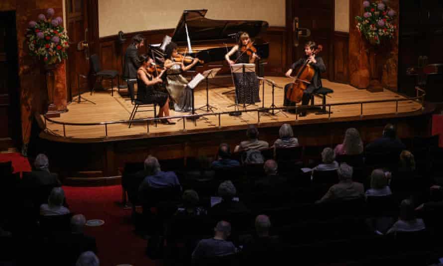 Wigmore Hall 120th anniversary performance