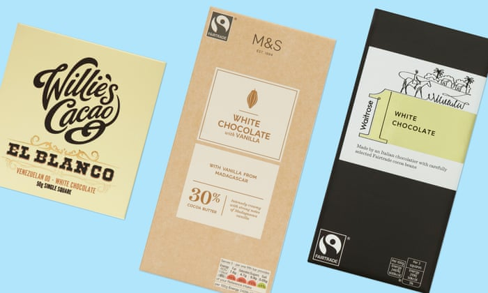 Wrappers Delight The Chocolate Taste Test Food The Guardian