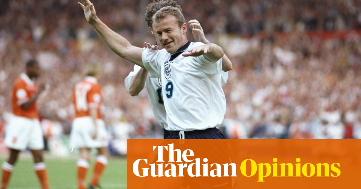 What Euro 96 can teach us about life