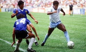 Barnes in action in 1986. 'What I went through was nothing compared to what the average black person goes through every day'.