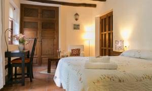 A room at Casa Ana.