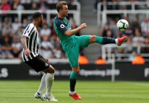 Harry Kane has not been at his best for a while but will still test Fulham's defence.