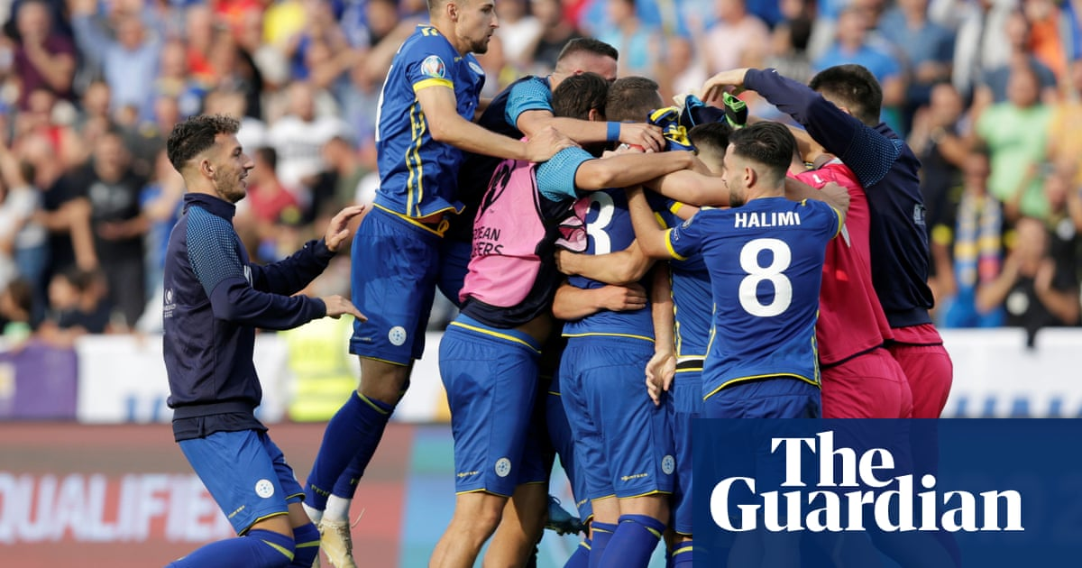 Kosovos dream team is ready to inspire a more hopeful future | Nick Ames