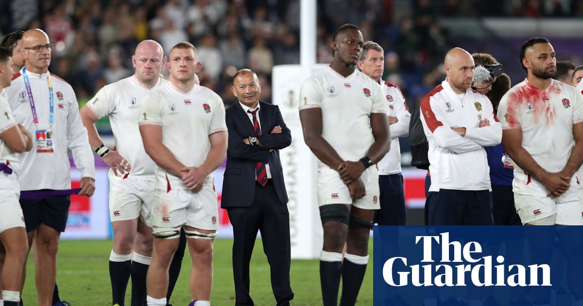 England's opener in France starts definitive phase for Eddie Jones