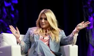 Kesha at SXSW.