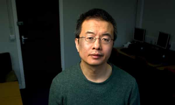 Shao Jiang, pictured in 2009, was involved in the 1989 Tiananmen Square protests.