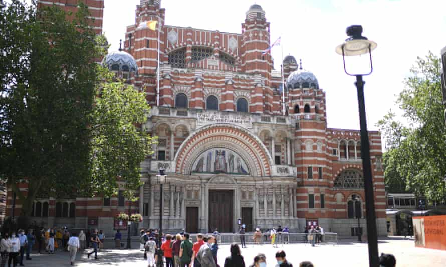 Westminster Cathedral exterior