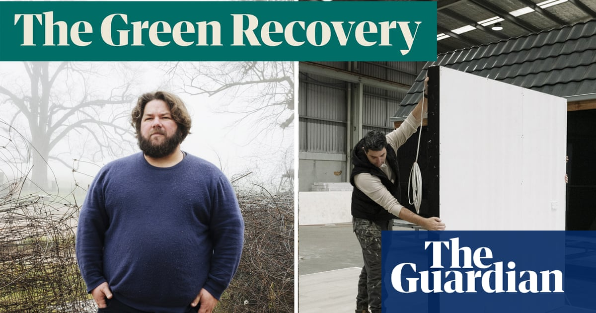 'A story of hope': how the Covid downturn could help Australia rebuild from its black summer