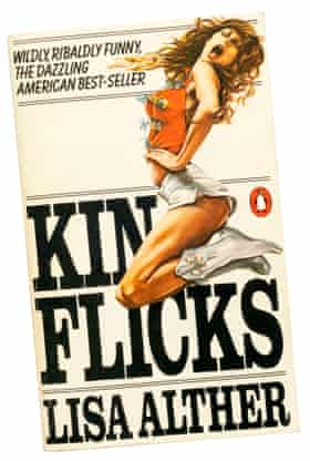 Paperback copy of Kinflicks by Lisa Alther. First published in 1976.HT16EE Paperback copy of Kinflicks by Lisa Alther. First published in 1976.