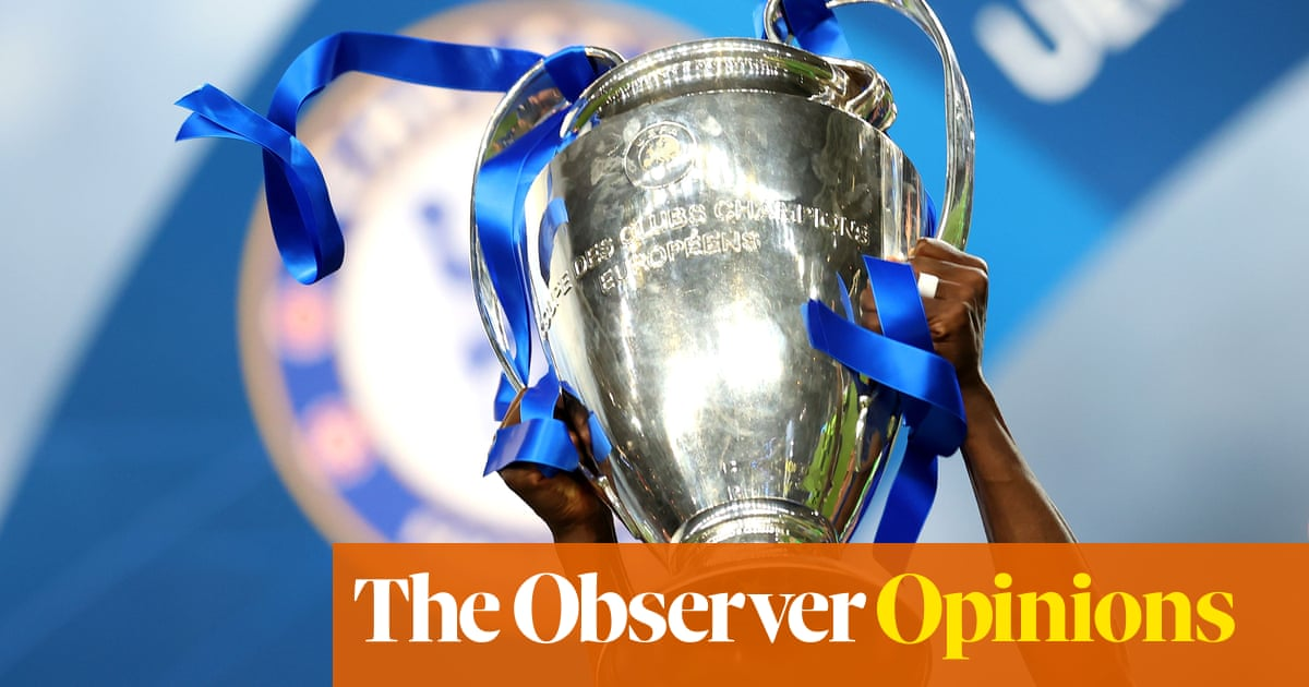 Champions League's group stage is oddly palatable in a stale world