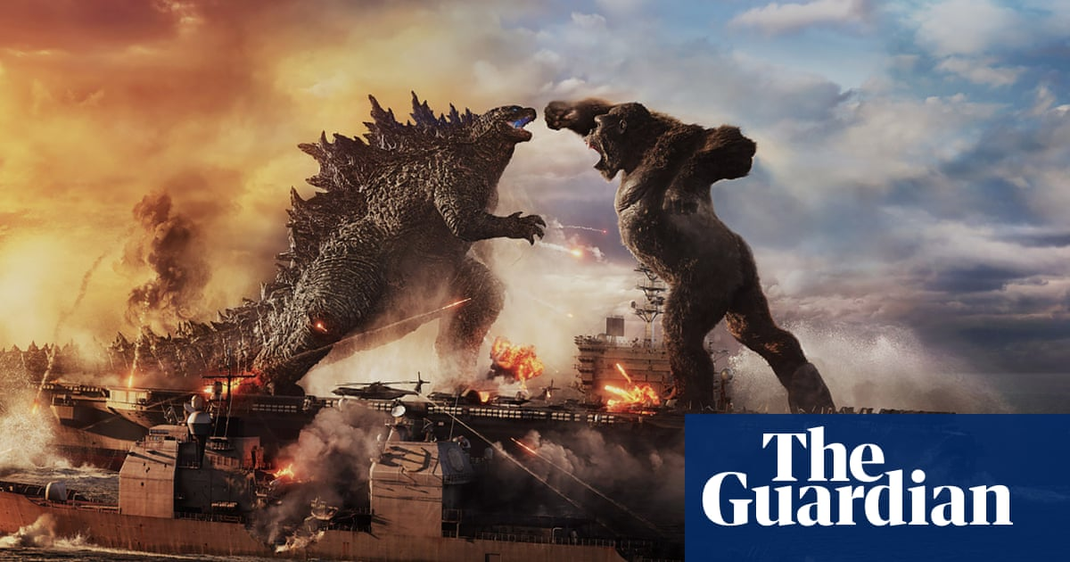 Godzilla vs Kong: the big dumb action movie weve been waiting for?
