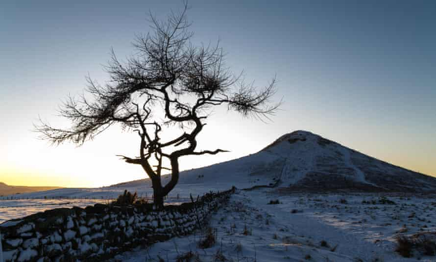Roseberry Topping in North Yorkshire.