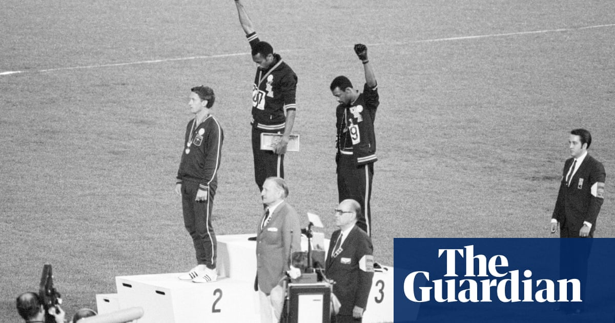 53 years on, John Carlos still sees the IOC as a money-chasing dictatorship