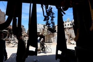 The Syrian army says it has completed a two-month offensive on the former rebel enclave of eastern Ghouta