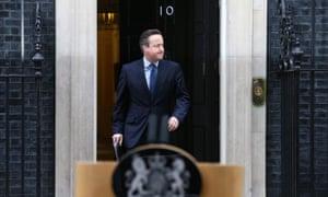 David Cameron has announced a referendum on Britain's EU membership will be held on 23 June