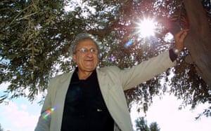 AB Yehoshua in 2002