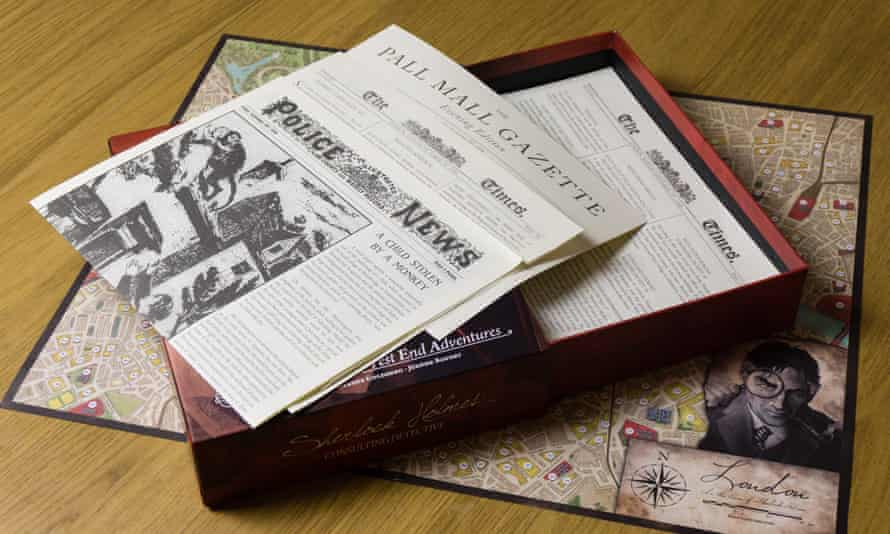 The game goes to impressive lengths to build a living Victorian London, including a set of newspapers with information that may or may not be useful to your inquiries.