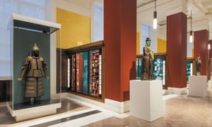 The refurbished Sir Joseph Hotung Gallery of China and South Asia.