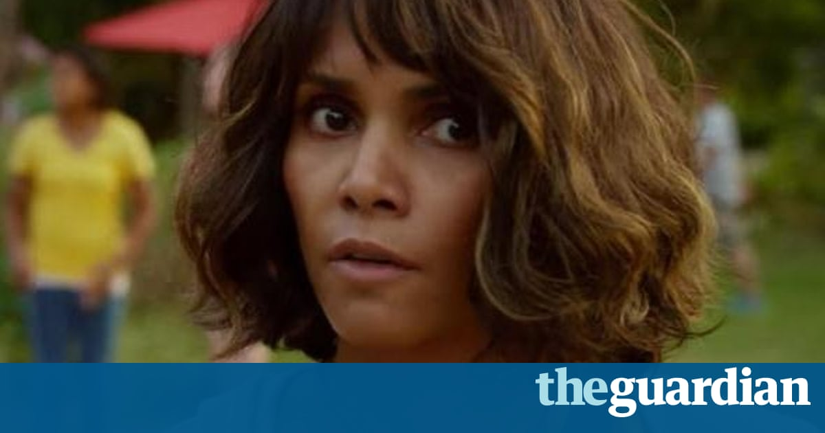 Kidnap Trailer Halle Berry Causes Multiple Deaths In Search For - Brilliant stop motion video of a man getting a reverse haircut