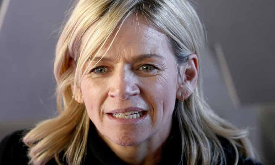 Zoe Ball took a £380,000 pay cut to stay as host of her breakfast show.