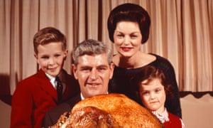 1960s family portrait
