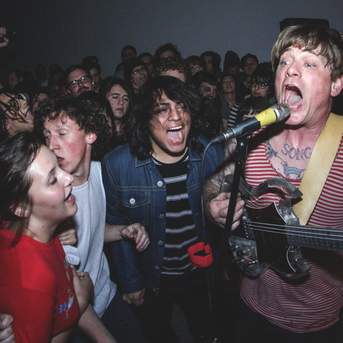 Leather daddies and jazz: a beginner's guide to garage-rock hero John Dwyer | Music | The Guardian