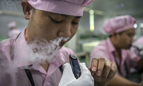 Shenzhen, vaping capital of the world, holds its breath as health concerns spiral