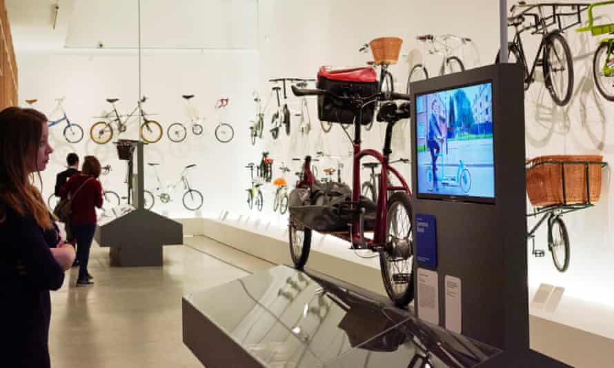Cycle Revolution at the Design Museum