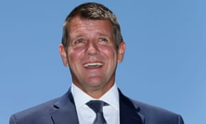 Former NSW Premier Mike Baird