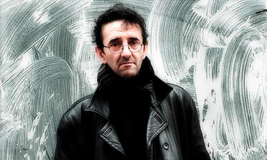 Roberto Bolaño in March 2003, the year of his death
